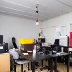 2階は事務所やレンタルスペース、個室利用などできそうです(備品はすべてなくなります)